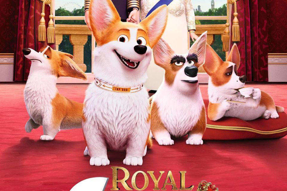 """""""Royal Corgi - Der Liebling der Queen"""" ist ab dem 1. Mai 2019 im Kino"""