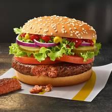 Der Neue bei McDonald's: Der Big Vegan TS
