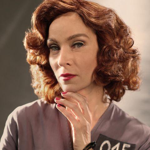 """Jeanette Hain in der Rolle der Hedi im Audible Original Hörspiel """"Die Juten Sitten"""""""