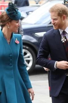 Herzogin Catherine, Prinz Harry