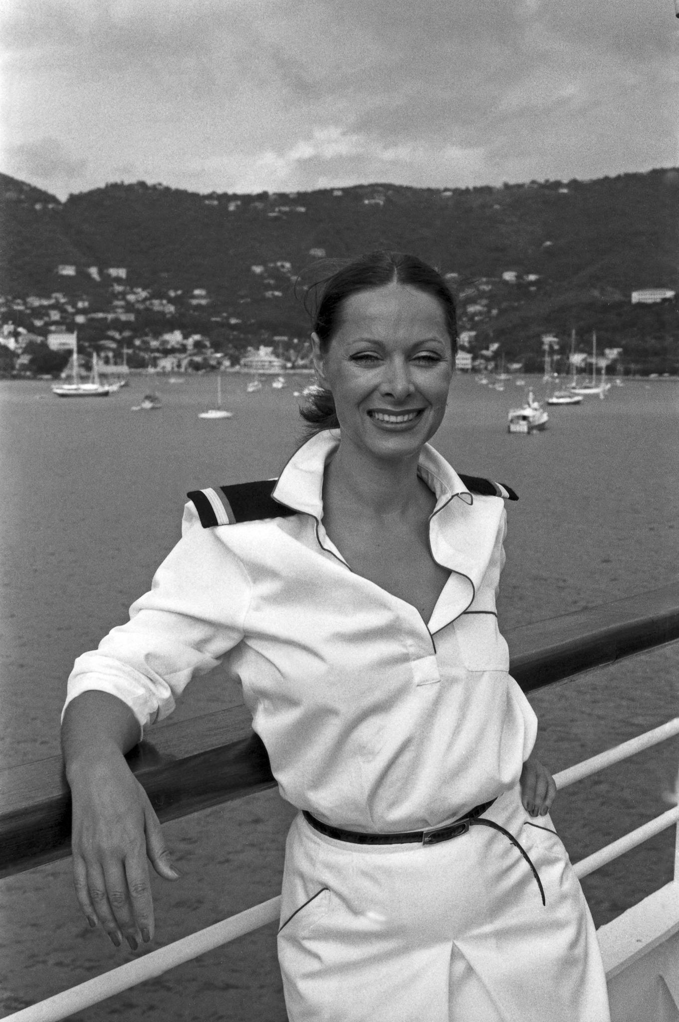 """Heide Keller war 36 Jahre lang Chefstewardess auf dem """"Traumschiff""""."""