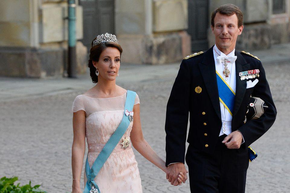 Prinz Joachim und seine Ehefrau Marie stecken mitten im Umzug.