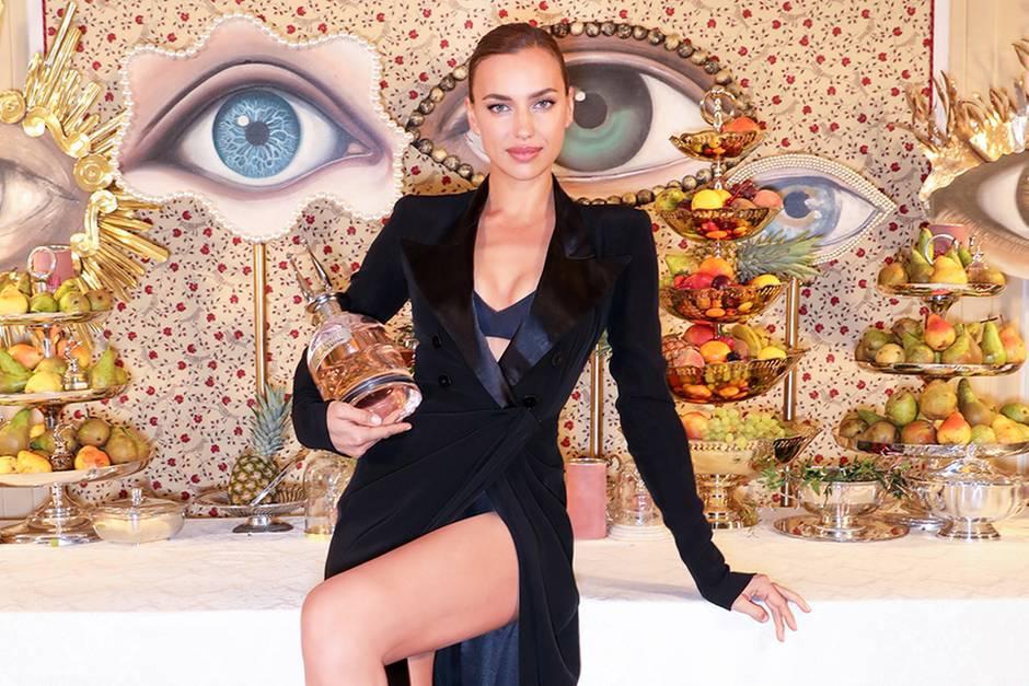 Ein skandalöser Abend in Paris mit Model Irina Shayk