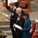 Prinz Harry, Prinz Richard, Prinz Catherine
