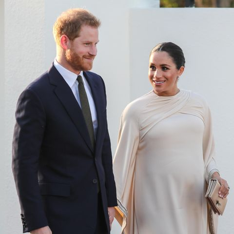 Prinz Harry, Herzogin Meghan