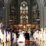 3. September 2018  Passend zum Hochzeitstag postet das Model ein Erinnerungsfoto von ihrer kirchlichen Trauung. 13 glückliche Ehejahre liegen nun schon bereits hinter dem Paar.