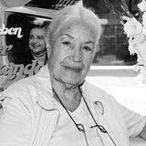 26. April 2019: Ellen Schwiers (88 Jahre)  Seit den Fünfziger Jahren gehörte Ellen Schwiers zu den bekanntesten Gesichtern der deutschen Film- und Theaterlandschaft. Wie ihre Tochter, SchauspielerinKaterina Jacob mitteilen lies,verstarb sie nun nach langer, schwerer Krankheit in ihrem Haus am Starnberger See.