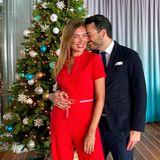 25. Dezember 2018  Weihnachten steht auch bei den Zarrellas ganz im Zeichen der Liebe!