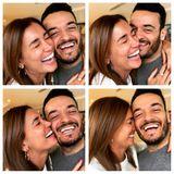 13. Februar 2019  Weil ein Foto auch einfach zu wenig gewesen wäre! Giovanni und Jana Ina haben sichtlich Spaß bei ihren Pärchen-Schnappschüssen – und teilen sie prompt auf Instagram.