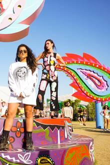 Das Coachella-Festival 2019 löste eine Herpes-Welle aus und gemeint sind nicht die Bläschen an den Lippen.