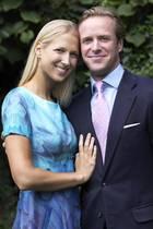 Lady Gabriella Windsor und ihr Verlobter Thomas Kingston