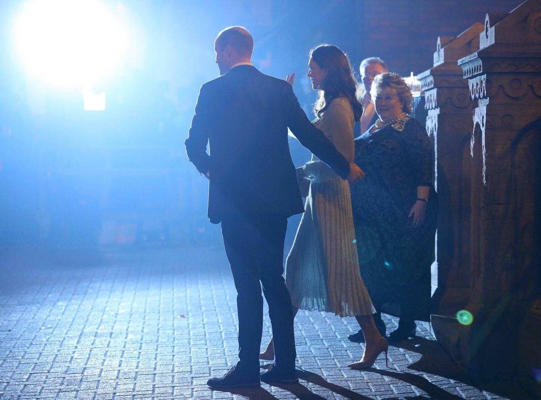 27. Februar 2019  In Belfast besuchen Kate und William eine Party in derEmpire Music Hall.