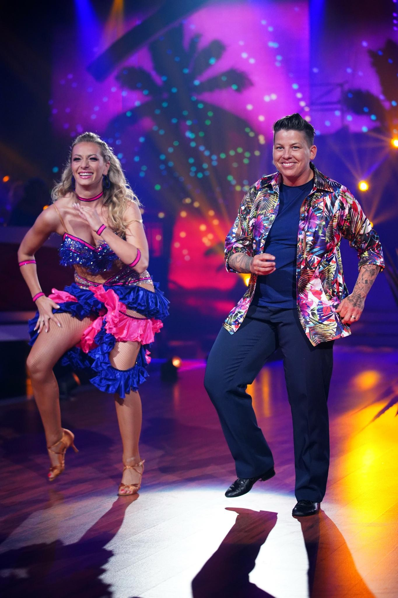 Kerstin Ott LetS Dance