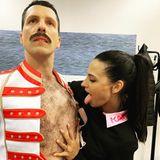 """Zu diesem Bild mit Freundin Amira schreibt Oliver Pocher auf Instagram: """"Das Selbstbewusstsein des Wendlers, trifft die Geilheit der Klum!"""""""