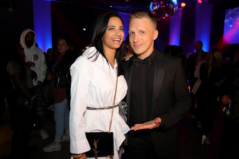 Oliver Pocher und seine FreundinAmira Aly wollen sich das große Musik-Spektakel nicht entgehen lassen.