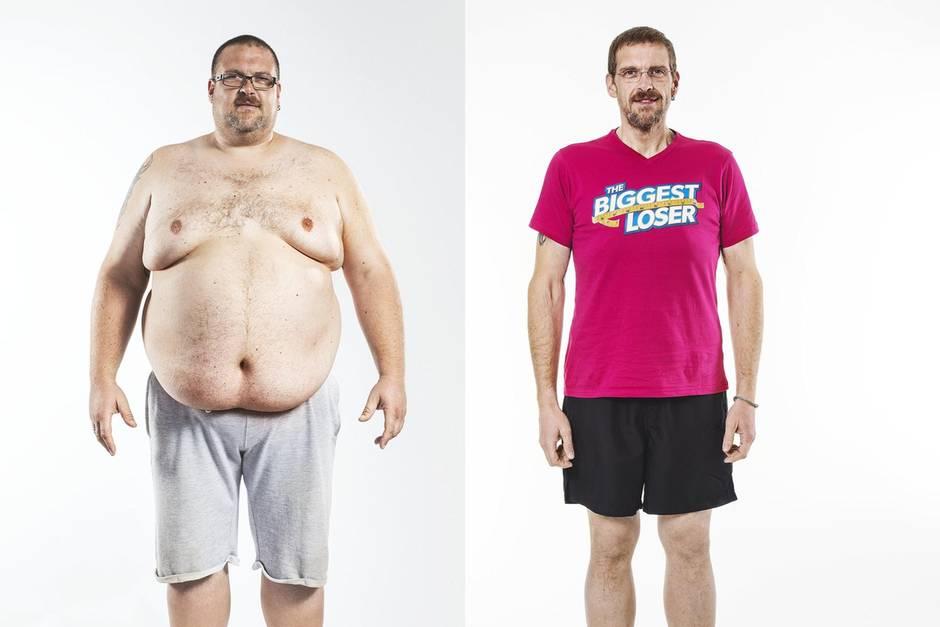 """The Biggest Loser""-Gewinner 2019 Mario"