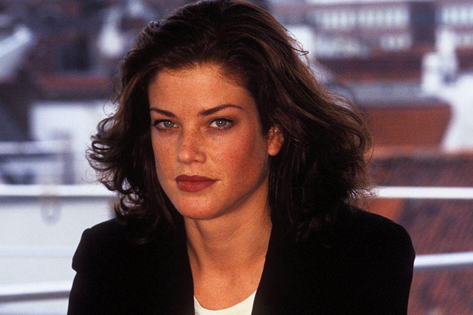 Marie Bäumer im Sommer 1996.