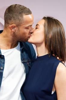 Andrej Mangold mit Freundin Jenny