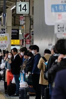 Rund um die Abdankung und den Beginn der Herrschaftsperiode des neuen Kaisers haben die Japaner mehrere Tage frei