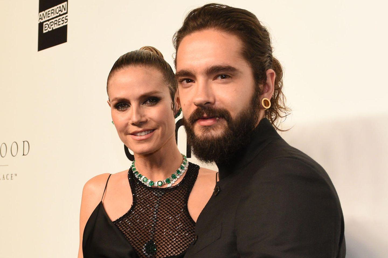 Heidi Klum + Tom Kaulitz