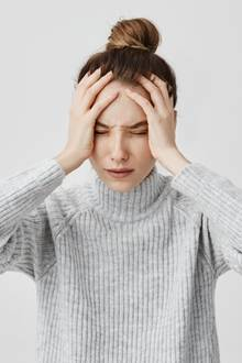 Kopfschmerzen können einem das Leben zur Hölle machen