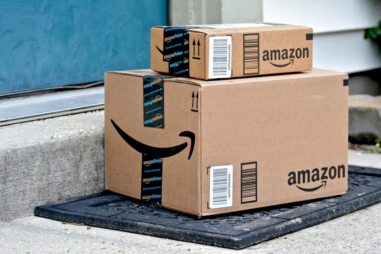 Ein Amazon-Kunde fand sein Paket in der Mülltonne