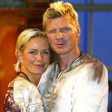 Claudia und Stefan Effenberg  Der ehemalige Fußballstar Stefan Effenberg und das Model Claudia Strunz haben sich 2005 das Jawort gegeben. Die Ehe lief bis zur kurzfristigen Trennung 2014 nicht immer ganz reibungslos.