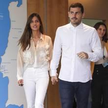 Sara Carbonero + Iker Casillas