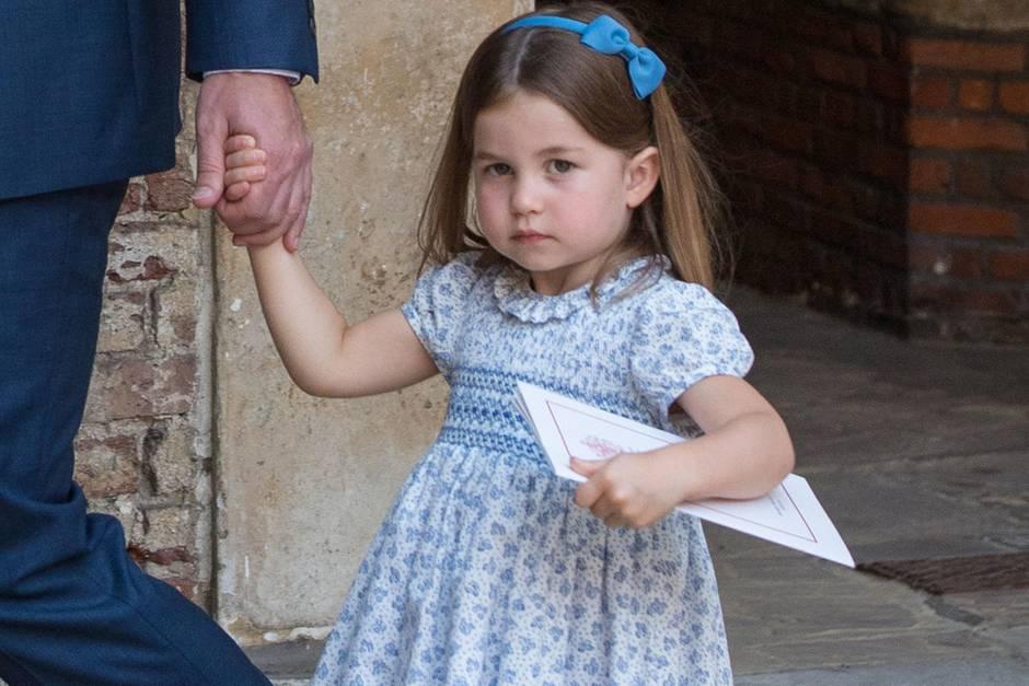 Britische Prinzessin Charlotte jetzt vier | Stars