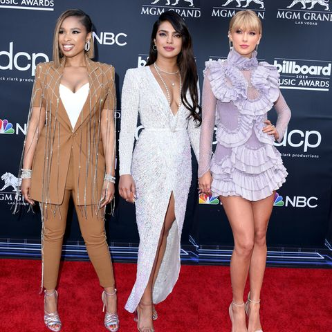 Jennifer Hudson, Priyanka Chopra + Taylor Swift