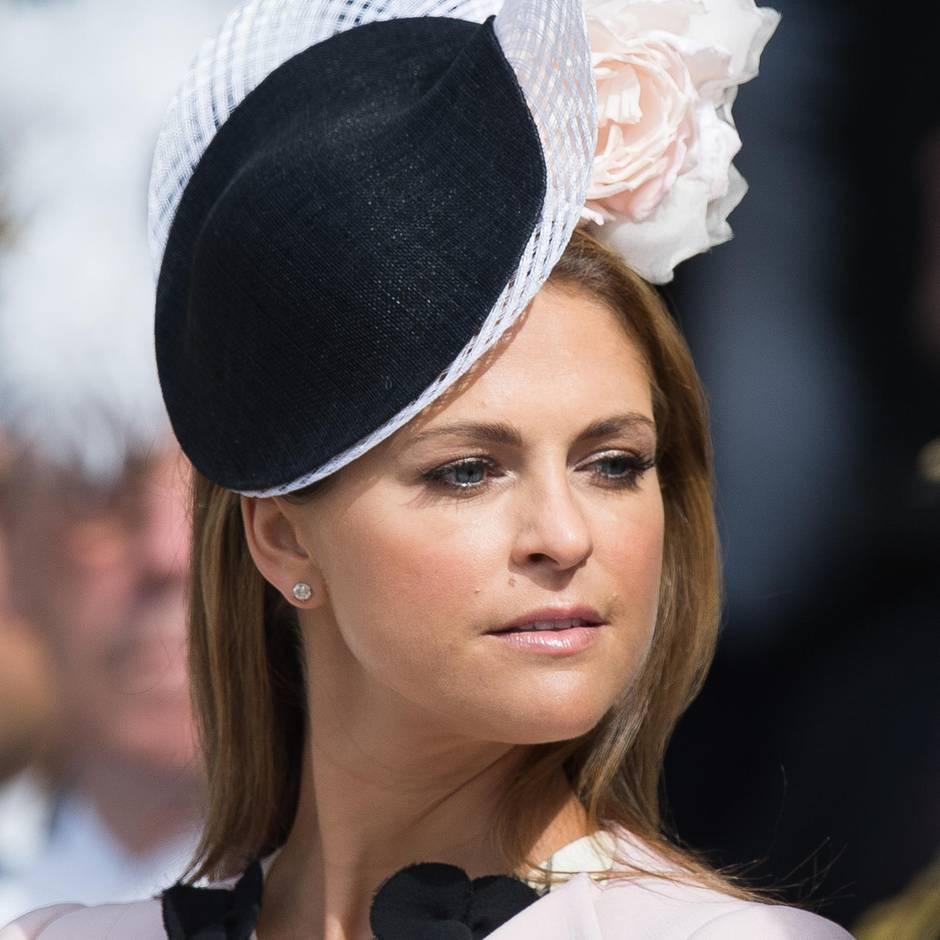 Deshalb kam sie nicht zum 73. Geburtstag von König Carl Gustaf