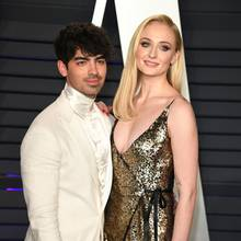 Joe Jonas + Sophie Turner