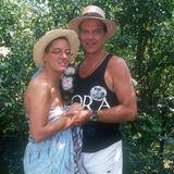 Dirk Galuba mit Ex-Ehefrau Natascha