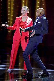 Désirée Nosbusch und Tedros Teclebrhan sind die diesjährigen Moderatoren der Lola-Verleihung.