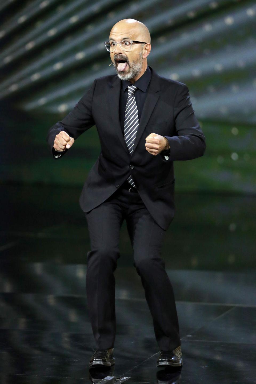 Christoph Maria Herbst bringt gute Laune auf die Bühne.