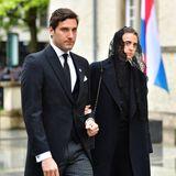 Prinz Jean-Christophe Napoleon und Gräfin Olympia von und zu Arco-Zinneberg
