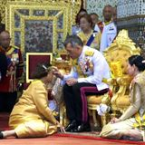 5. Mai 2019  Und hier die Schwester des Königs PrinzessinMaha Chakri Sirindhorn.