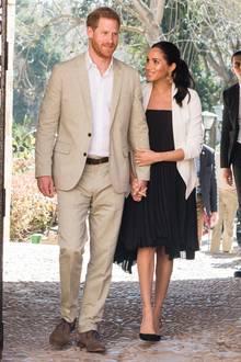 PrinzHarry und Herzogin Meghan