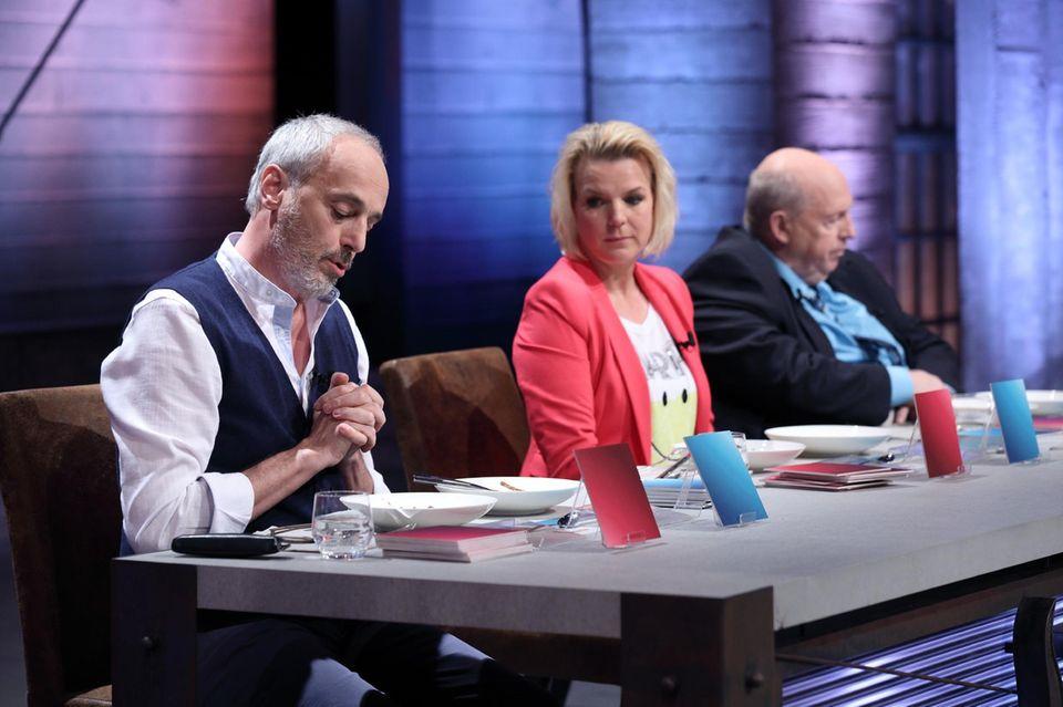 Christian Rach, Mirja Boes und Reiner Calmund