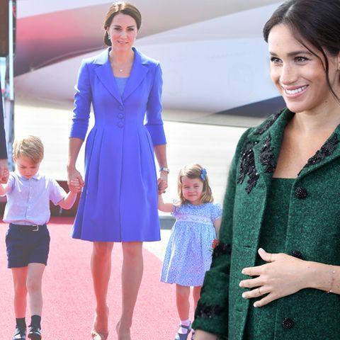Herzogin Meghan will alles anders machen als Herzogin Catherine.
