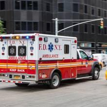 Rettungswagen in New York (Symbolbild)