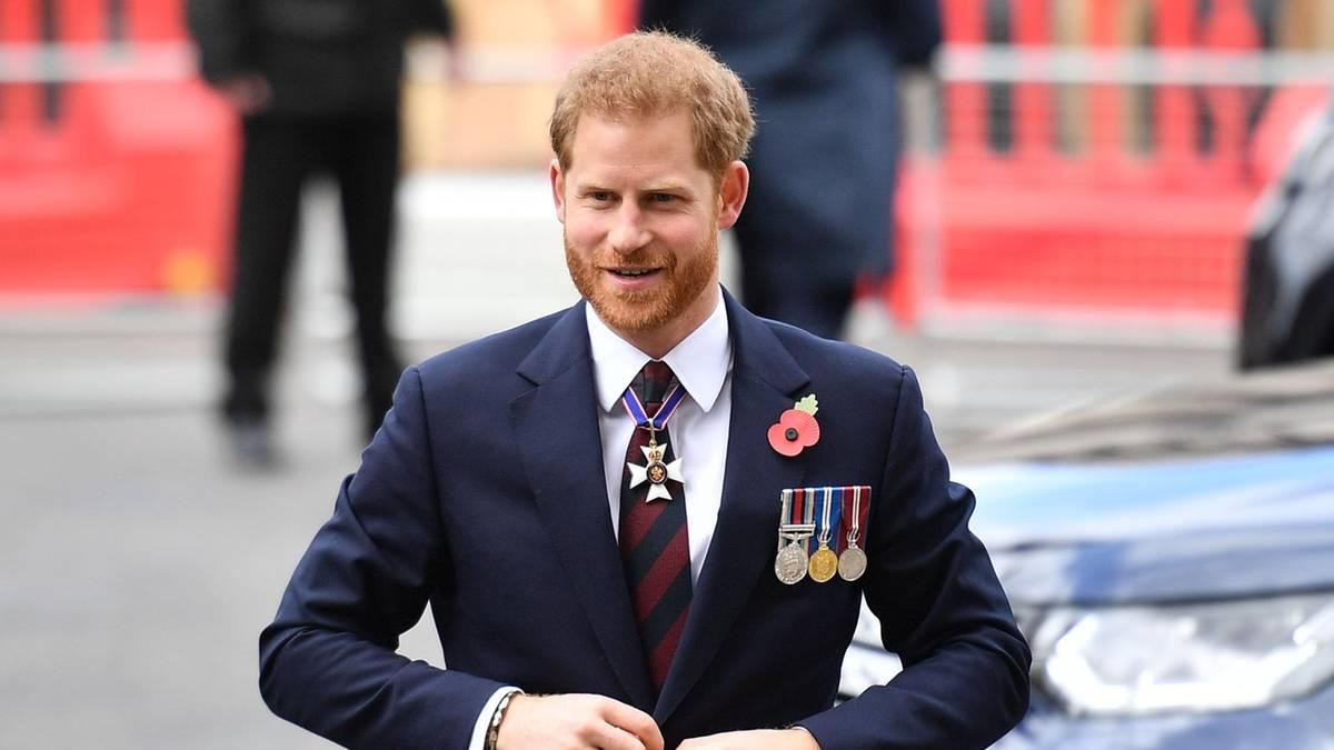 Prinz Harry - Steckbrief, News, Bilder