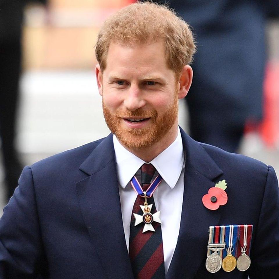 Prinz Harry, britischer Prinz (*1984)