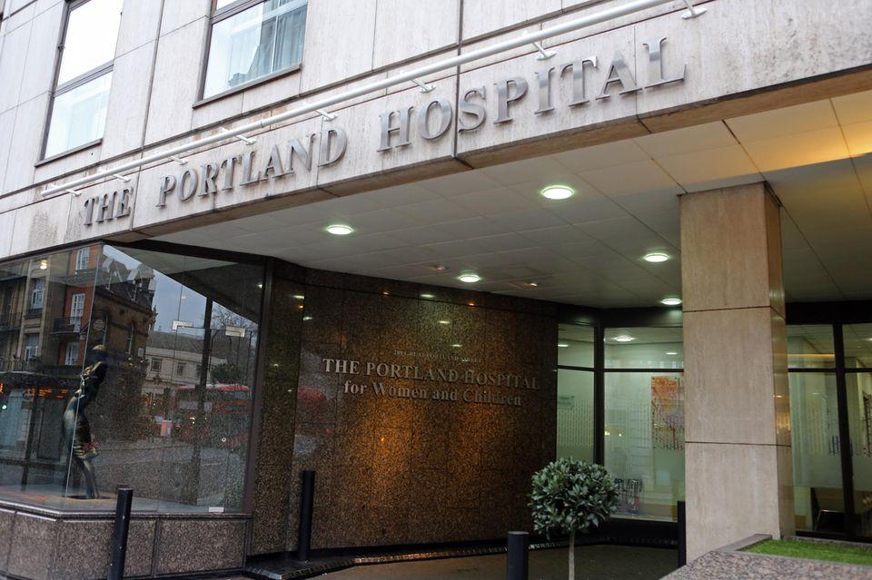 Ob Herzogin Meghan ihren Sohn tatsächlich im Portland Hospital zur Welt gebracht hat, ist bislang nicht bestätigt. Denkbar ist es allerdings.
