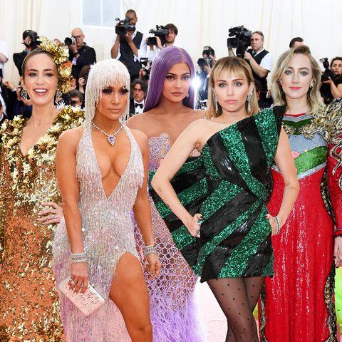 Met Gala 2019: Die Tops und Flops vom Pink Carpet mit Jennifer Lopez, Kylie Jenner, Emily Blunt und Co.