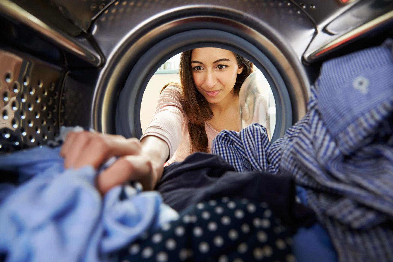 Die Gefahr aus der Maschine: Waschmittel-Allergie