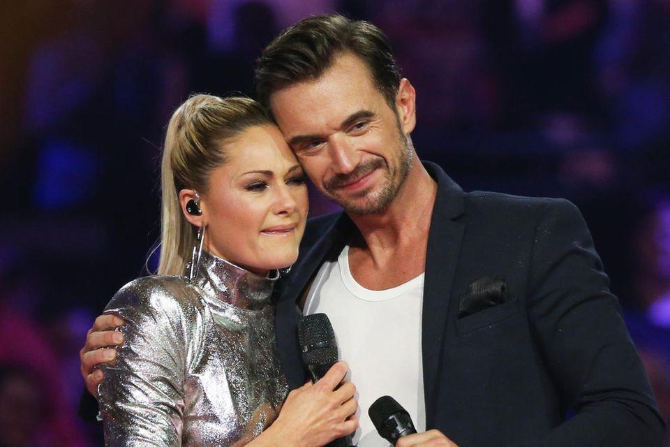 Schon als Helene Fischer und Florian Silbereisen sich zum ersten Mal nach der Trennung gemeinsam in der Öffentlichkeit zeigten, flossen Tränen.