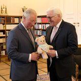 Prinz Charles, Frank-Walter Steinmeier