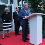 Herzogin Camilla, Sebastian Wood, Prinz Charles