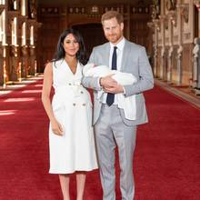 Herzogin Meghan, Prinz Harry, Baby Sussex